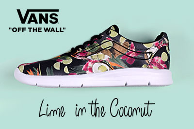 Vans - Lime in the Coconut