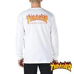 Vans - Thrasher Checker LS