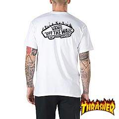 Vans - Thrasher Pocket Tee