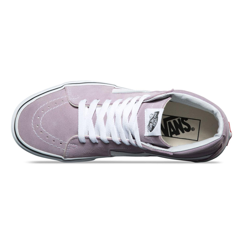 Vans SK8 Hi Sea FogTrue White női cipő