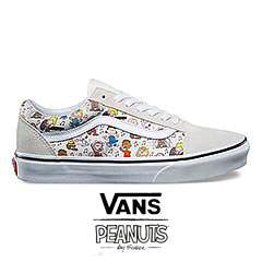 Vans - Peanuts Old Skool