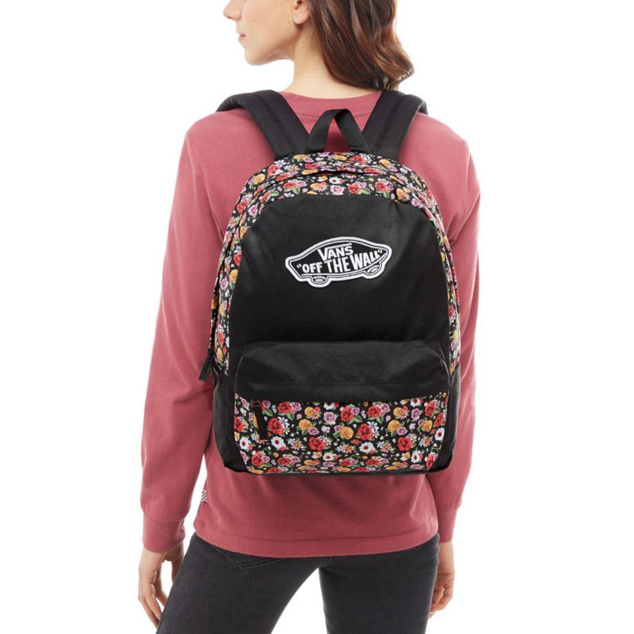 Vans táska - Realm Backpack Mixed Floral V00NZ0YFD- Coreshop.hu 474e6efe7a