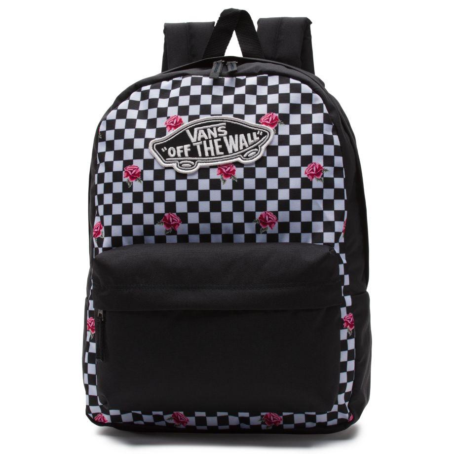 Vans táska - Realm Backpack Rose Checkerboard VA3UI6YFK- Coreshop.hu d89d8af42b