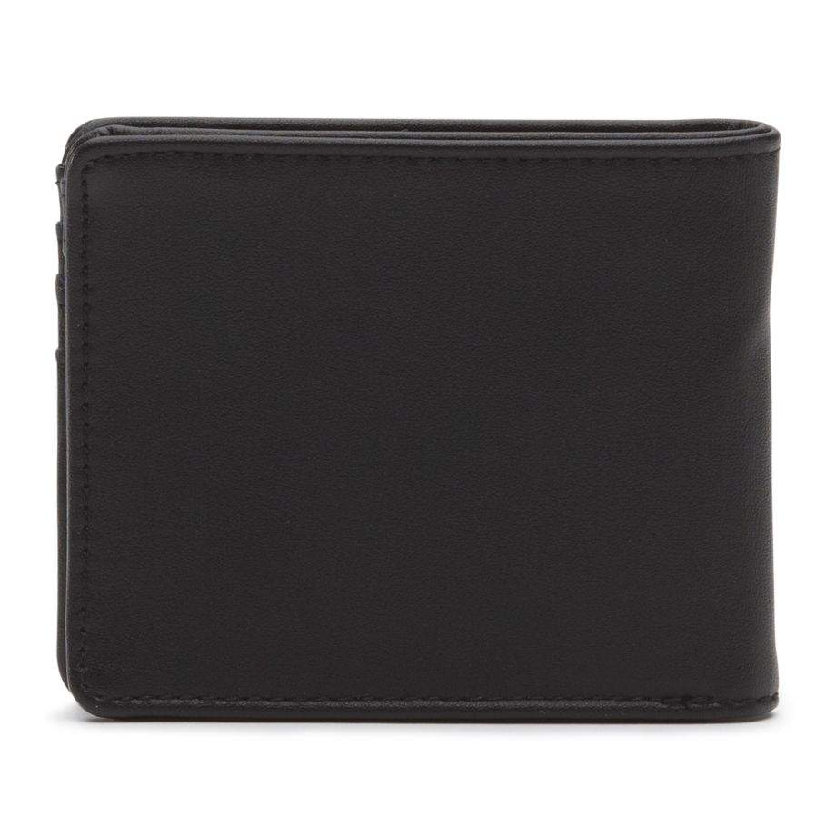 b68ef1307704ac Vans Full Patch Bifold Wallet Black - Pénztárca - Coreshop